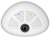 MOBOTIX i25 Hemispheric - IP Kamera Test