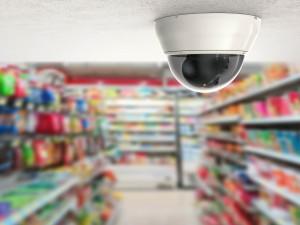 IP Indoor Überwachungskamera kaufen - für Supermärkte, Museen und Co.